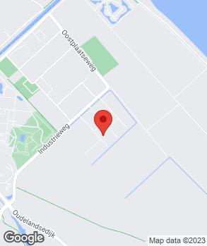 Locatie Gerard Meijs B.V. op kaart