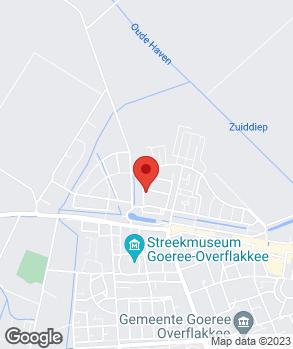 Locatie Garage Klink op kaart