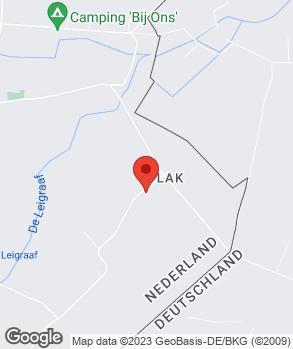 Locatie Cillessen Kampeerauto's op kaart