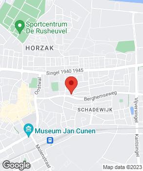 Locatie Automobielbedrijf Van Boxmeer Oss B.V. op kaart