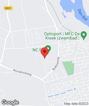 Locatie Garagebedrijf H. Broekmeulen V.O.F. op kaart