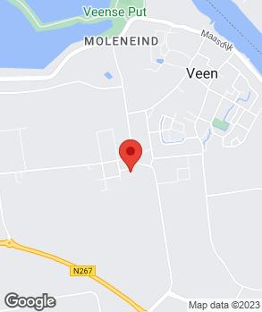 Locatie Handelsonderneming A. van Rijswijk B.V. op kaart