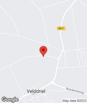 Locatie Autobedrijf Merks op kaart
