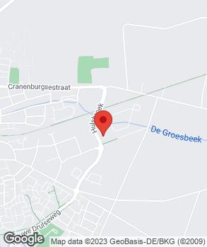 Locatie Autobedrijf Müskens BV op kaart