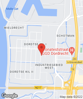 Locatie van Driel Autoservice op kaart