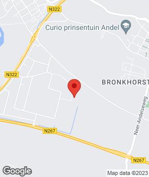 Locatie Mavo Auto B.V. op kaart