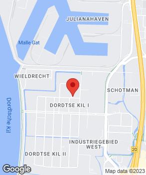 Locatie Autoschade Arikoc op kaart