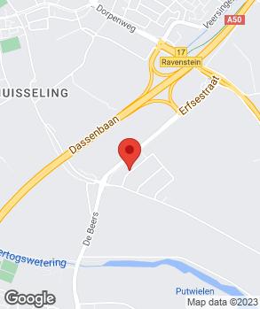 Locatie Autobedrijf G. Kuijpers V.O.F. op kaart