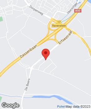 Locatie Autobedrijf De Bulk op kaart