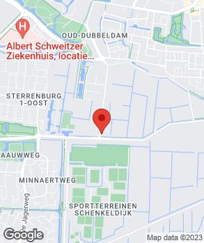 Locatie Garage Dijkzicht op kaart