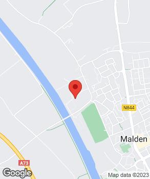 Locatie Auto Malden op kaart