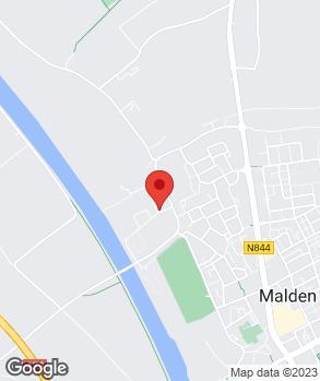 Locatie Autobedrijf P.A. Verbrugge op kaart