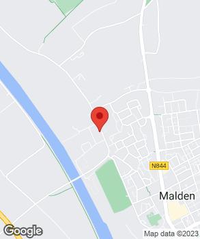 Locatie Haefkens Autoschadebedrijf B.V. op kaart