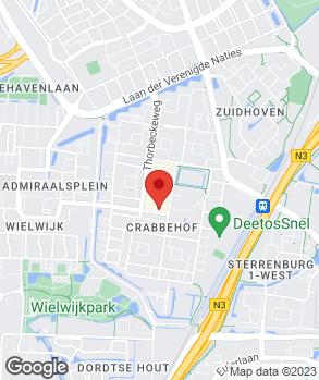 Locatie Fittingstation Hassing B.V. op kaart