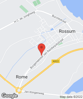 Locatie Autobedrijf Lobregt op kaart