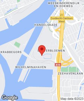 Locatie DorWest Autoservice op kaart