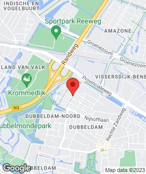 Locatie Garage Jan Kok   Vakgarage Jan Kok op kaart