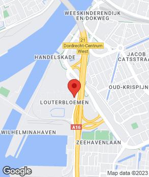 Locatie SvensCar op kaart