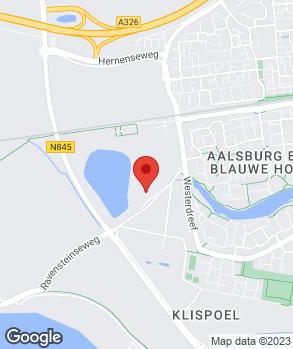 Locatie Autobedrijf L. van Reeken op kaart