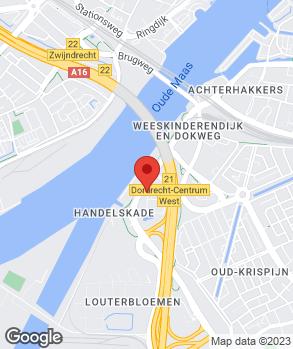 Locatie VOMD Volvo Specialisten op kaart