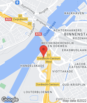 Locatie Autobedrijf R. Kroonen op kaart