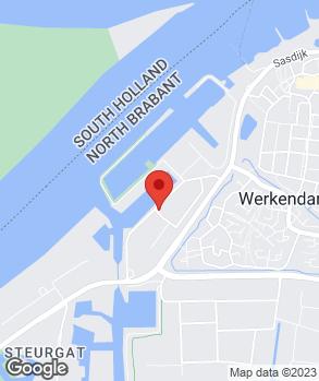 Locatie AutoCentrum Werkendam B.V. op kaart