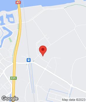 Locatie Autobedrijf Rooijens op kaart