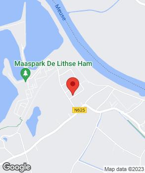 Locatie Autobedrijf Sjors Kersten op kaart