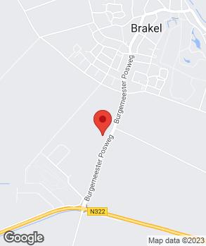 Locatie Autobedrijf G. Hobo V.O.F. op kaart