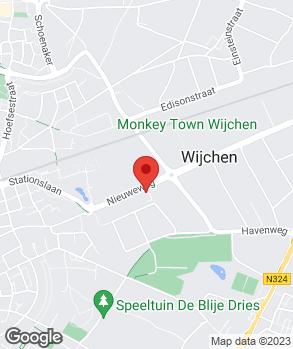 Locatie Th. Rutten & Zn. Autobedrijf B.V. op kaart