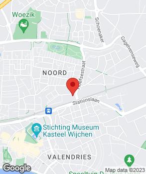 Locatie Automobielbedrijf F. Tijsse Claase B.V. op kaart