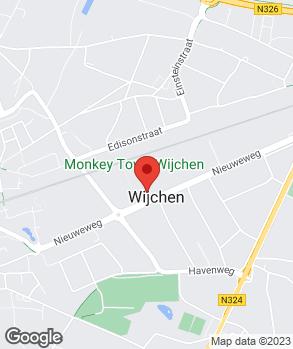 Locatie Automobielbedrijf Frank Aarts B.V. op kaart