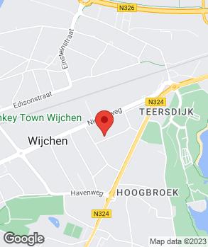 Locatie Autocenter Wijchen op kaart