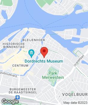 Locatie Autobedrijf De Deugd op kaart