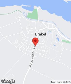 Locatie Garagebedrijf B. de Vries op kaart