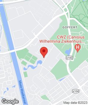 Locatie Scholten Nijmegen B.V. op kaart