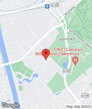 Locatie Autobedrijf Hermens op kaart