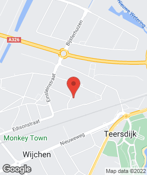 Locatie J.H. van Elst op kaart