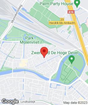 Locatie Bezemer & Boudewijn op kaart