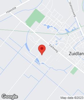 Locatie Autobedrijf Patrick Don op kaart