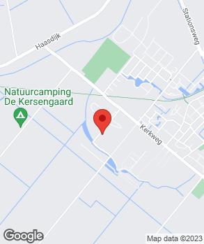 Locatie Chip Autoschadeherstelbedrijf op kaart
