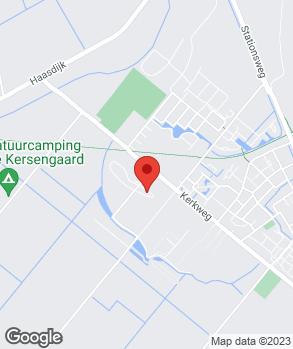 Locatie Autobedrijf Vroegindeweij op kaart