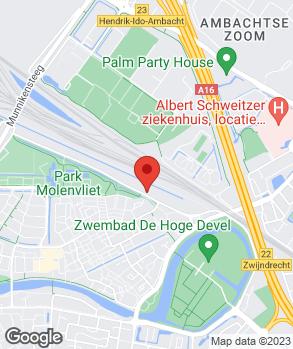 Locatie Steenks Exclusive Cars op kaart