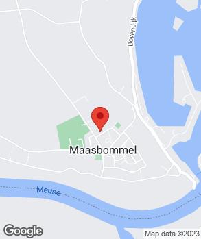 Locatie Autobedrijf De Bont op kaart