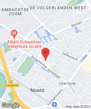 Locatie De Keizer Autoservice op kaart