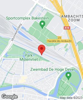 Locatie D.A.B. Autoservice op kaart