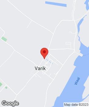 Locatie Garage J.H. van der Woerd op kaart