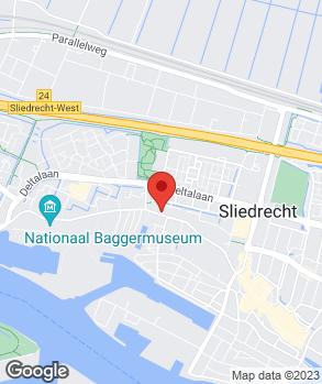 Locatie Autobedrijf Broere op kaart