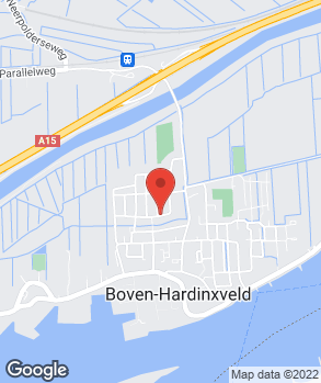 Locatie M.S.W. Repair op kaart