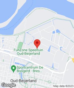 Locatie Autobedrijf Van der Wulp Oud-Beijerland B.V. op kaart